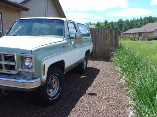 1977 GMC Jimmy - GMC Trucks for Sale | Old Trucks, Antique ...