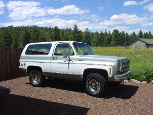 1977 Gmc Jimmy Gmc Trucks For Sale Old Trucks Antique