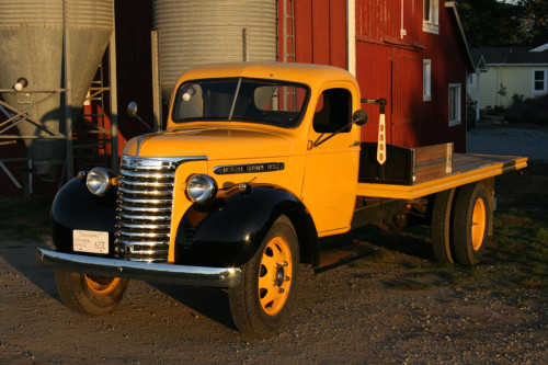 1940 Chevy Pickup Truck For Sale 1940 GMC 1.5 Ton Stakeside - GMC Trucks for Sale | Old Trucks, Antique ...