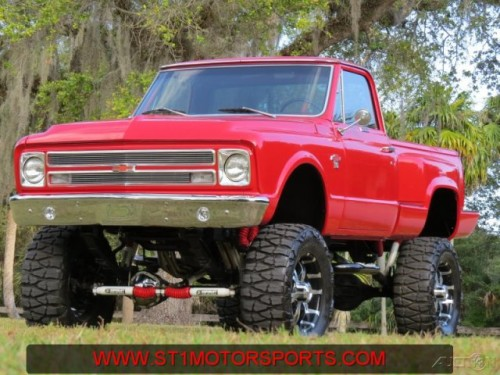Gmc Truck For Sale >> 1967 Chevy Chevrolet - Chevrolet - Chevy Trucks for Sale | Old Trucks, Antique Trucks & Vintage ...