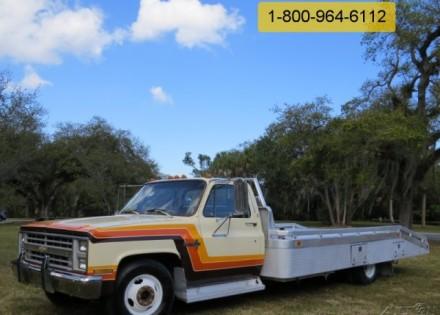 1985 Chevy c/k 3500