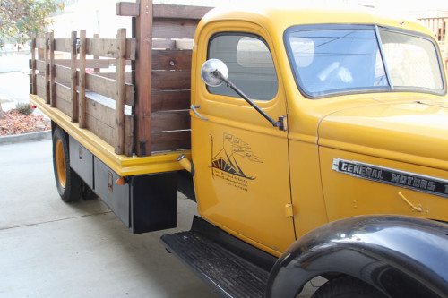 1940 Gmc 1 5 Ton Stakeside Gmc Trucks For Sale Old