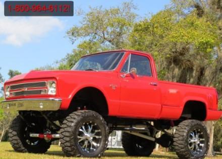 1967 Chevy Chevrolet