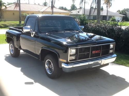 1985 gmc high sierra