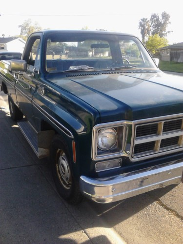 1977 Gmc Sierra Grande 15 Gmc Trucks For Sale Old
