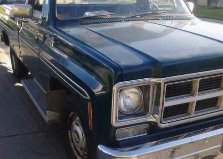 1977 GMC Sierra Grande 15