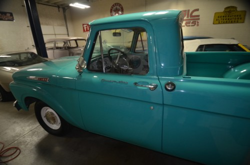 Tires Colorado Springs >> 1962 Ford F100 Unibody - Ford Trucks for Sale | Old Trucks, Antique Trucks & Vintage Trucks For ...