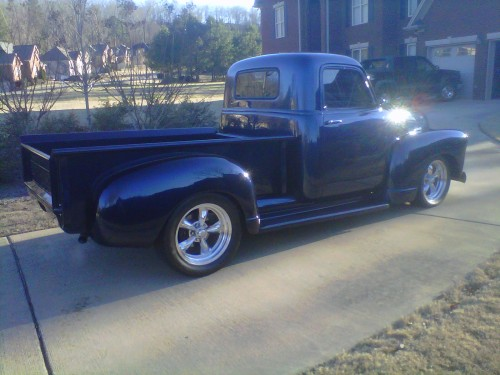 1952 Chevy Pickup Chevrolet Chevy Trucks For Sale