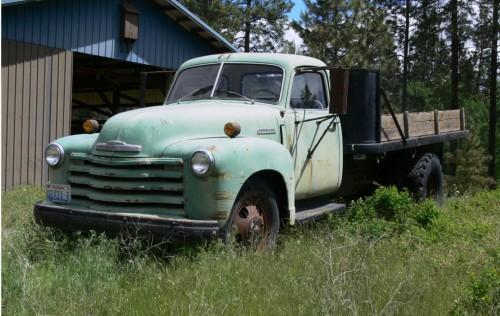1947 Chevy 2 Ton Chevy Loadmaster - Chevrolet