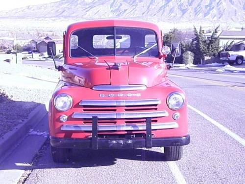 1948 Dodge Ram Pilothouse B1b Dodge Trucks For Sale