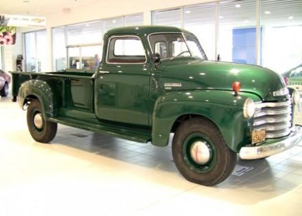1949 Chevy 3800 Series Pickup Truck