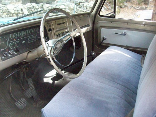 Truck Wheels And Tires >> 1965 Chevy C20 - Chevrolet - Chevy Trucks for Sale | Old ...