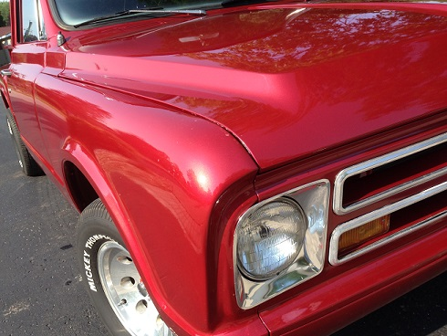 1968 Chevy C10 Chevrolet Chevy Trucks For Sale Old