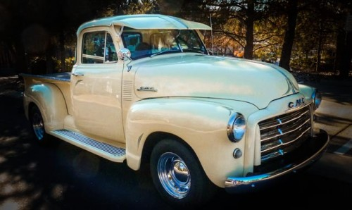 1953 Gmc 5 Window Pickup Gmc Trucks For Sale Old