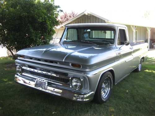 1965 Chevy C10 - Chevrolet - Chevy Trucks for Sale | Old ...