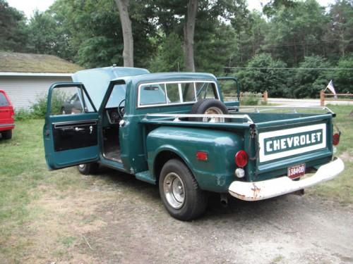1969 chevy c10 chevrolet chevy trucks for sale old trucks antique trucks vintage trucks. Black Bedroom Furniture Sets. Home Design Ideas