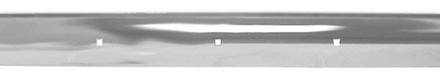 47 – 53 Chevy / GMC Truck Rear Bumper – Chrome