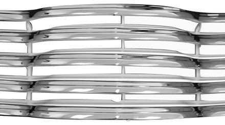 47 – 53 Chevy Truck Grille – All Chrome