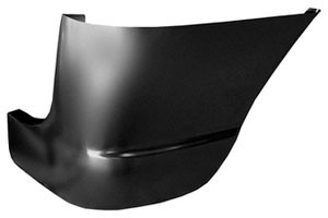 47 – 55 Chevy / GMC Truck Lower Rear Fender Section Repair Panel – RH