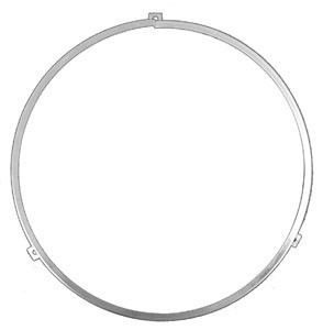 55 – 59 Chevy / GMC Truck Headlight Retaining Ring