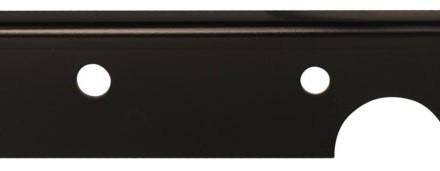 54 – 55 Chevy / GMC Truck Tail Light Bracket – RH – Painted