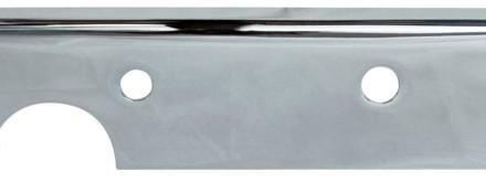 54 – 55 Chevy / GMC Truck Tail Light Bracket – LH – Chrome