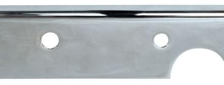 54 – 55 Chevy / GMC Truck Tail Light Bracket – RH – Chrome