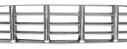 55 – 56 Chevy Truck Grille – Chrome