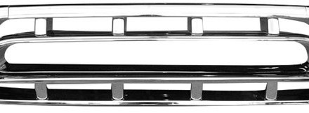 57 Chevy Truck Grille – Chrome