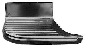 55 – 59 Chevy / GMC Shortbed Stepside Step Plate – LH