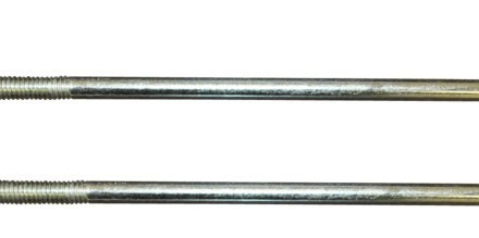 55 – 66 Chevy / GMC Truck Battery Hold Down J-Bolts – Pair