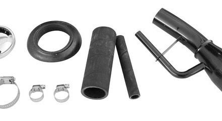 55 – 59 Chevy / GMC Fuel Neck Filler Kit