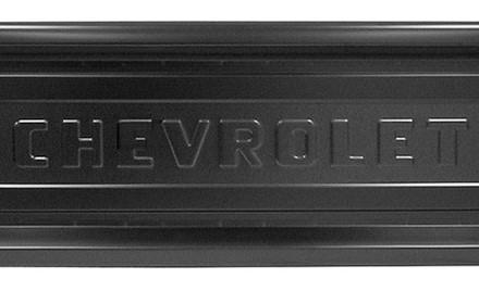54 – 87 Chevy / GMC Truck Stepside Tailgate – Chevrolet