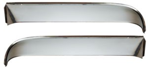 55 – 59 Chevy / GMC Truck Side Window Vent Shades – Pair – SS