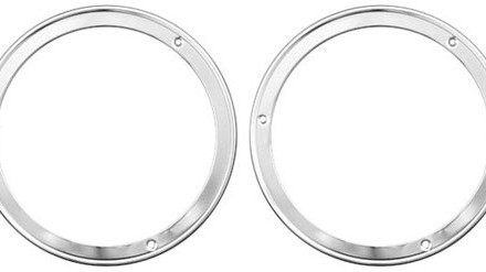 1963 Chevy Truck Headlight Bezels – Pair