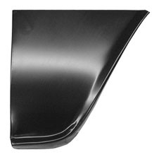 60 – 66  Chevy / GMC Truck Lower Rear Section of Front Fender – RH