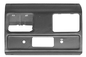 60 – 63 Chevy / GMC Truck Radio Dash Panel