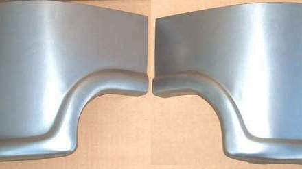 35-37 Ford Truck Rear Cab Corner Repair Panels – Pair