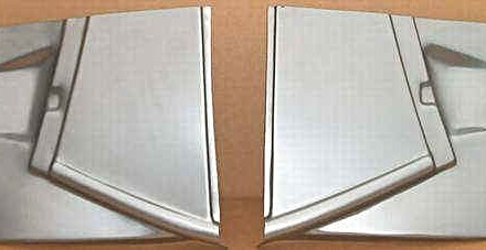 35-37 Ford Truck Front Cab Corner Repair Panels – Pair