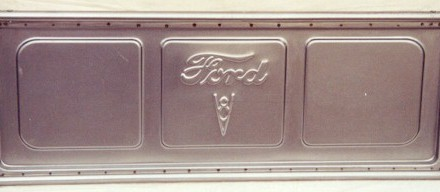 1938 40 Ford Truck Tailgate Original Style Truck