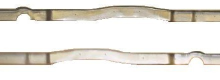 1938 – 41 Ford Truck Bed Sub-Frame Rails – Pair