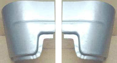 40 – 47 Ford Truck Rear Cab Corner Repair Panels – Pair