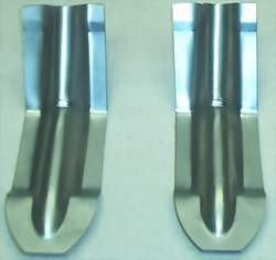 1938 – 47 Ford Truck Bed Side Middle Braces – Pair
