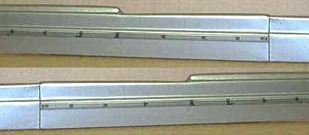 1940-47 Ford Truck Rocker Panels – Pair