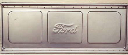 1941 Ford Truck Tailgate – Original Style