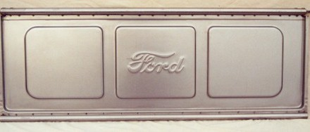 42-50 Ford Truck Tailgate – Stepside Shortbed – OE