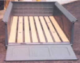 48-50 Ford Truck Complete Bed Kit – Shortbed Stepside