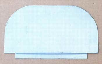 53-55 Ford Cab Floor Inspection Cover – Rt Side of Floor