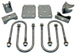 53-56 Ford 3 Inch Rear End Conversion Kit
