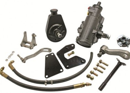 1960 – 1962 Chevy Truck Power Steering Conversion Kit – Complete
